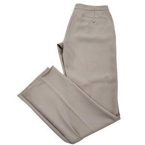 Ivanka Trump Pants 6 Trousers Tan Beige Straight L